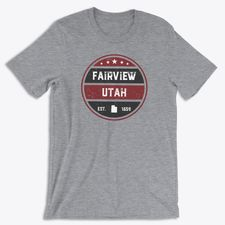 Fairview Utah T-shirts and Sweatshirts | Hometown Apparel
